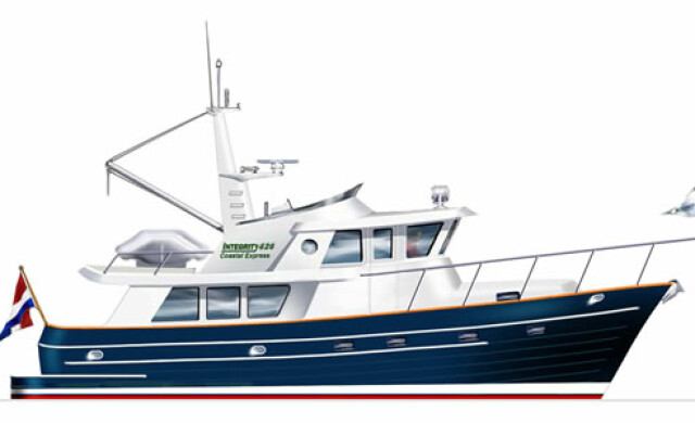 Integrity Trawlers Coastal Express 450CE
