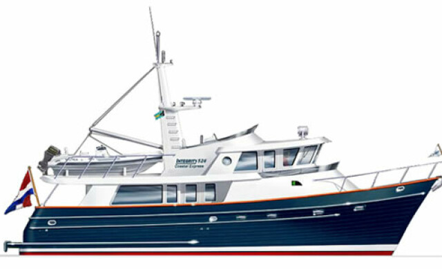 Integrity Trawlers Coastal Express 550CE